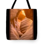 Lower Canyon 17 Tote Bag