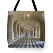 Lower Gallery Versailles Palace Tote Bag