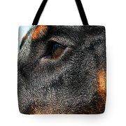 Loyal Guardian Tote Bag
