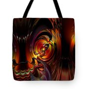 Lsd Dragon Inside Out Fx  Tote Bag