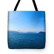 Lucid Stillness Tote Bag