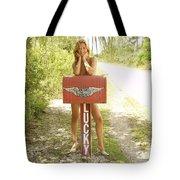 Mailbox 069 Tote Bag