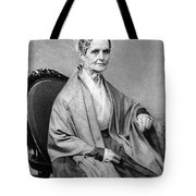 Lucretia Coffin Mott, American Activist Tote Bag by Photo Researchers