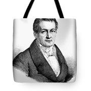 Ludwig Tieck (1773-1853) Tote Bag
