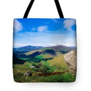Luggala, Co Wicklow, Ireland Tote Bag