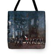 Luks - Blue Devils 1918 Tote Bag