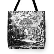 Lully: Armide, 1686 Tote Bag
