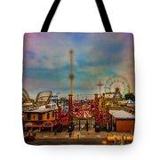 Luna Park-a-rama Tote Bag