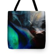 Lunar Radiation Tote Bag