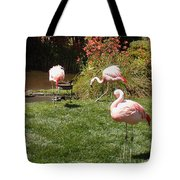 Lunch Meeting Tote Bag