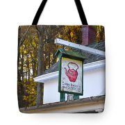 Luncheons And Dinners Tote Bag