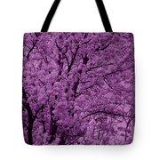 Lush Lavender Tote Bag