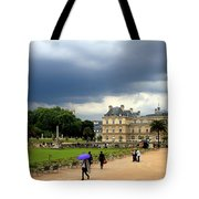 Luxembourg Gardens 2 Tote Bag