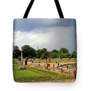 Luxembourg Gardens Tote Bag