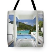 Luxury Bathroom  Tote Bag by Setsiri Silapasuwanchai