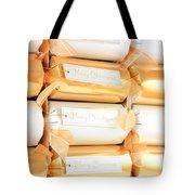 Luxury Christmas Crackers Tote Bag