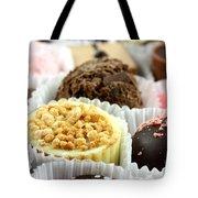 Luxury Individual Chocolates Tote Bag
