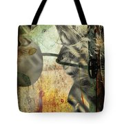 Lying Right  Tote Bag