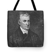 Lyman Beecher (1775-1863) Tote Bag