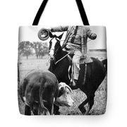 Lyndon Baines Johnson Tote Bag