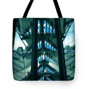 Lyon Gare France Architecture Tote Bag