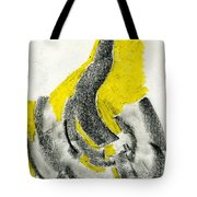 Lyrical Maze Tote Bag