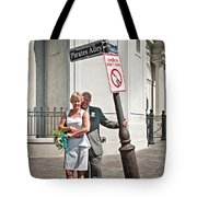 M And J 060 Tote Bag