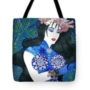 Ma Belle Salope Chinoise No.11 Tote Bag