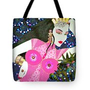 Ma Belle Salope Chinoise No.12 Tote Bag