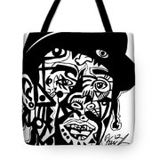 Mac Dre Tote Bag