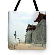 Macau Fisherman's Wharf Tote Bag