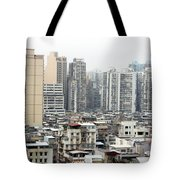 Macau View Tote Bag