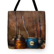 Machinist - Tools - Lubrication Dispensers  Tote Bag