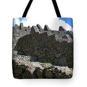 Machu Picchu Peru 12 Tote Bag