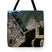 Machu Picchu Peru 8 Tote Bag