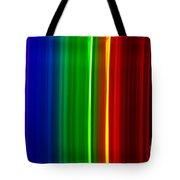 Macro Bromine Spectra Tote Bag