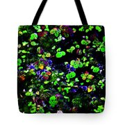 Macro Marsh Tote Bag