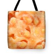 Macro Of Guava Fruit Tote Bag
