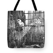Macrocosm Appearing To Doctor Faustus Tote Bag