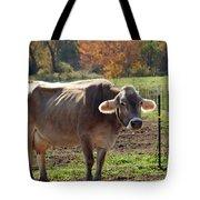 Mad Cow Tail Swish Tote Bag