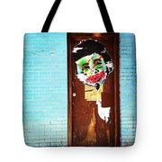 Mad Libs Graffiti Tote Bag by Katie Cupcakes