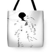 Madagascar Dance Tote Bag