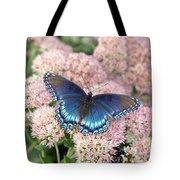 Madam Blue Tote Bag