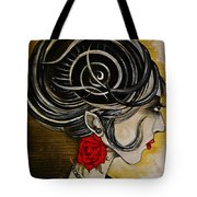 Madame D. Eternal's Dance Tote Bag
