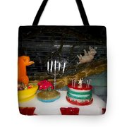 Made Of Ice V4 Tote Bag