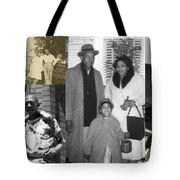 Madge Walker And Her Husband Tote Bag