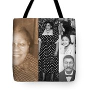 Madge's Mother And Grandfather Tote Bag