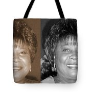 Madge's Sister Aunt Shirley Tote Bag