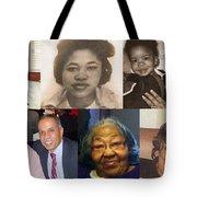 Madgie P Walker Tote Bag