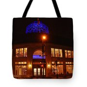 Madison Wi Overture Center Tote Bag